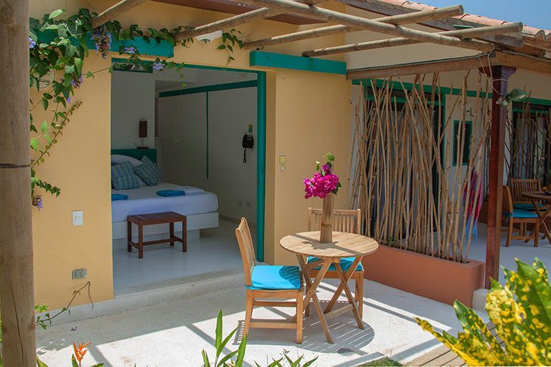 Luxury ecotourism in Colombian Guajira
