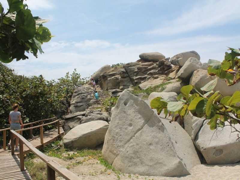Las bondades del ecoturismo en Palomino
